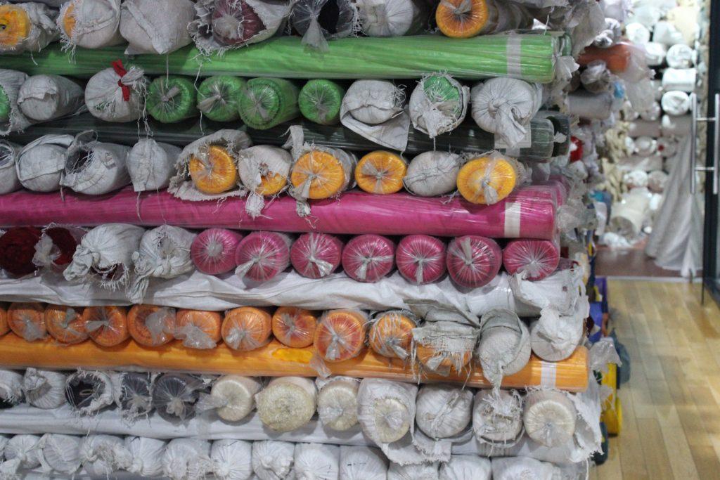 We are wholesale job lot buyers of fabrics